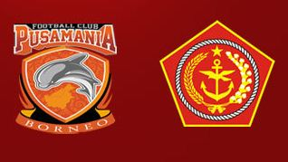 Preview Pusamania Borneo FC vs PS TNI