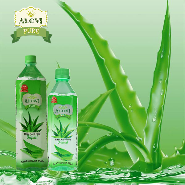 Original Aloe Vera Juice Factory