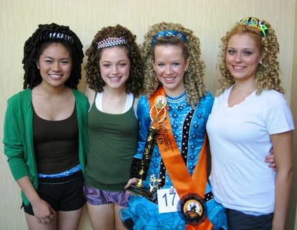 bracken school preliminary championship irish dancers - Halloween Feis