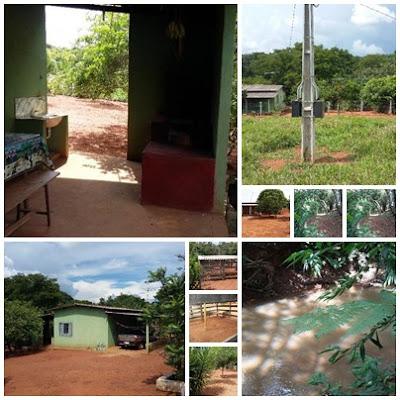 Chácara de Meio Alqueire a 35 Km de Goiânia