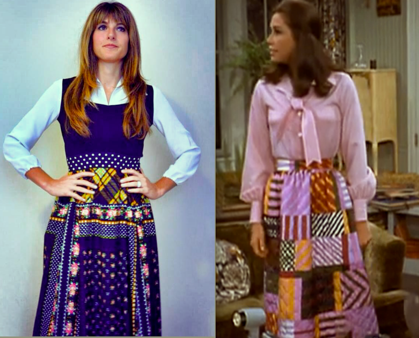 Mtm Style Dress Mary Richards The Tyler Moore Show Season 1