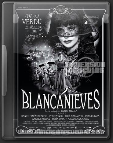 Blancanieves (DVDRip Castellano) (2012)