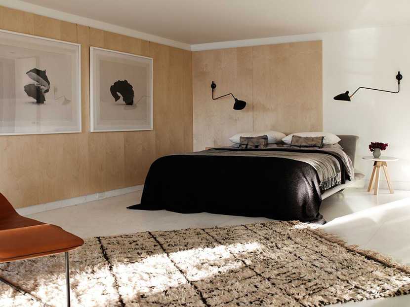 casa-vacaciones-Australia-playa-deco-dormitorio