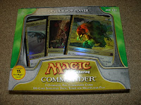 MTG Commander - Devour for Power (front)