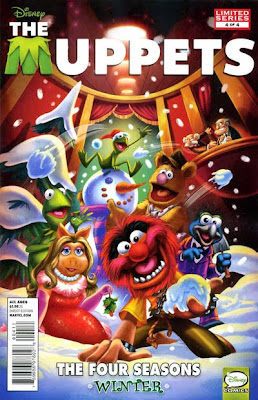 The Muppets #4