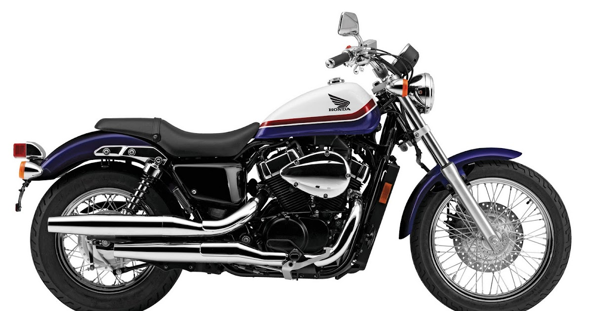 Motorcycle Pictures Honda Shadow Rs Vt 750 Rs 2011