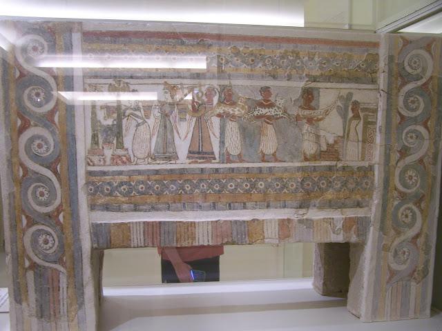 Aya Triada Lahti; Heraklion Arkeoloji Müzesi