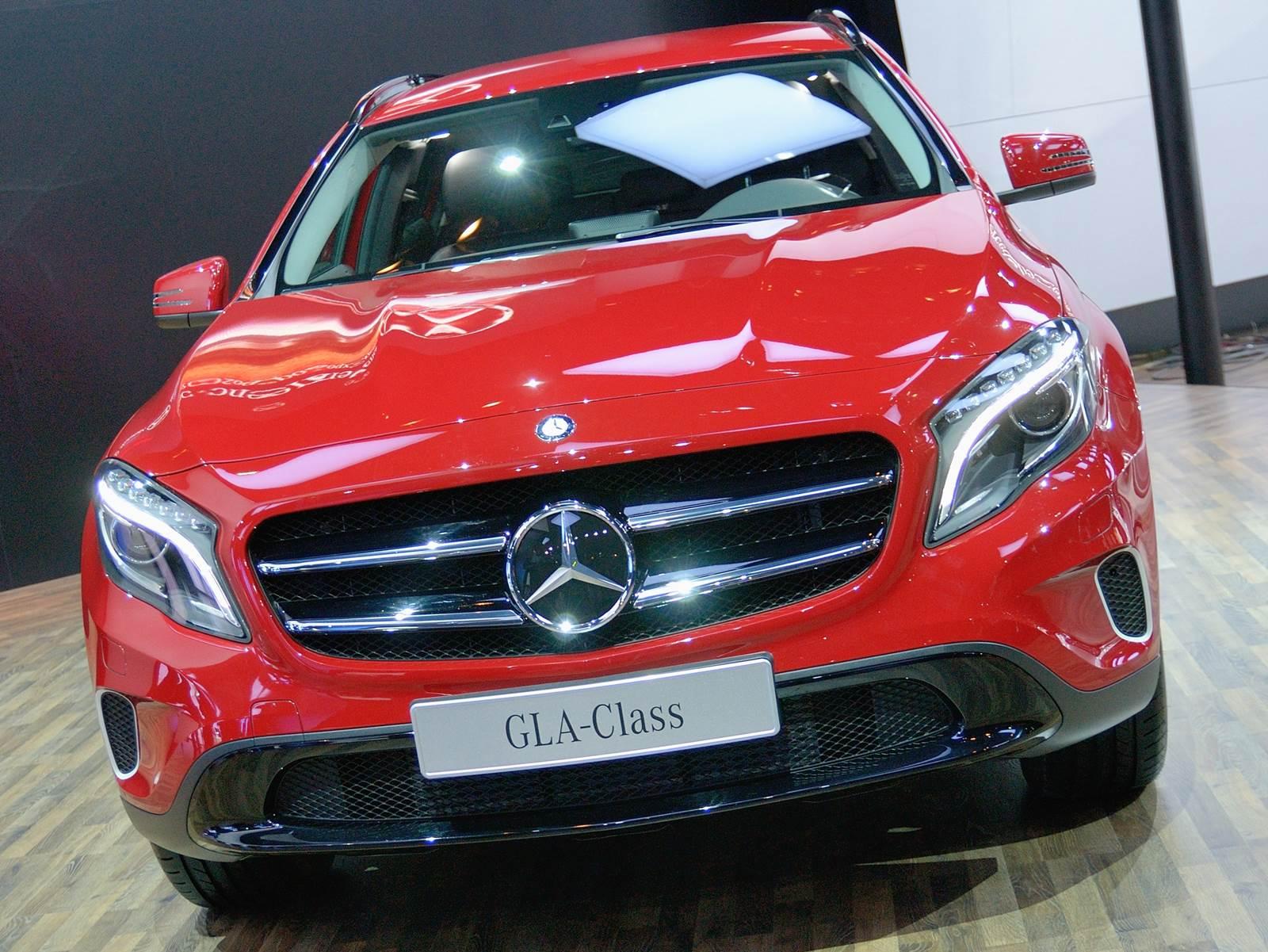 Mercedes-Benz GLA - Brasil