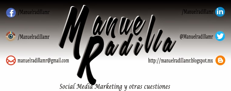 Marketing Digital  - Manuel Radilla