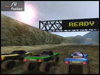 Offroad Racing - Unity 3D Flash Game