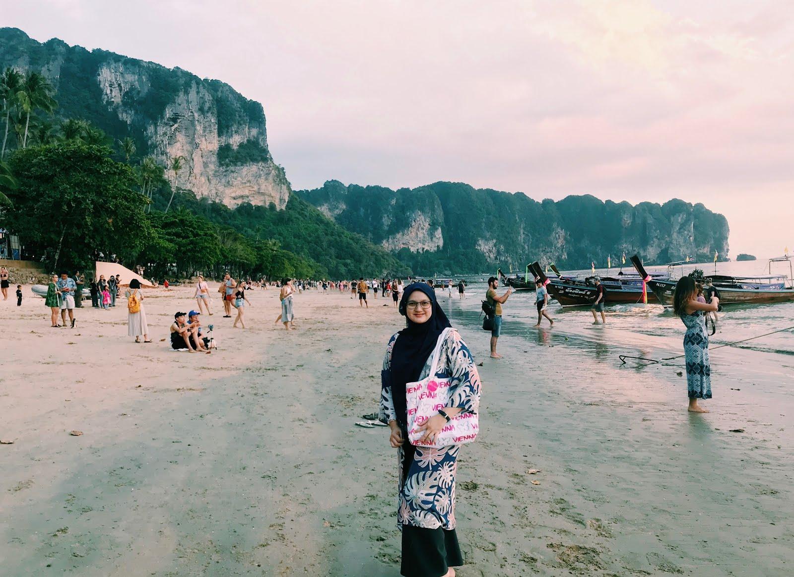 Pantai Aonang, Krabi 2019
