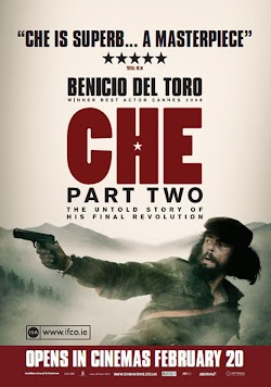 Anh Hùng Che Part 2 - Che: Part Two (2008) Poster