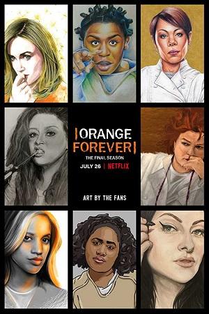 Orange Is the New Black S05 All Episode [Season 5] Complete Dual Audio[Hindi+English] Download 480p