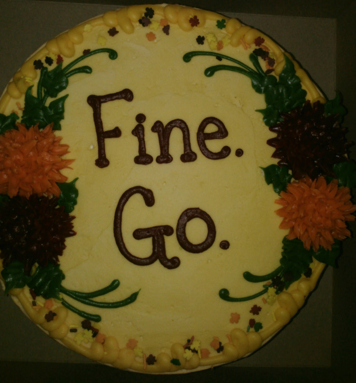 Funny farewell retirement cake ideas and designs
