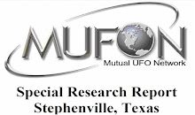 Interpreting the MUFON Stephenville UFO report: What does it say?