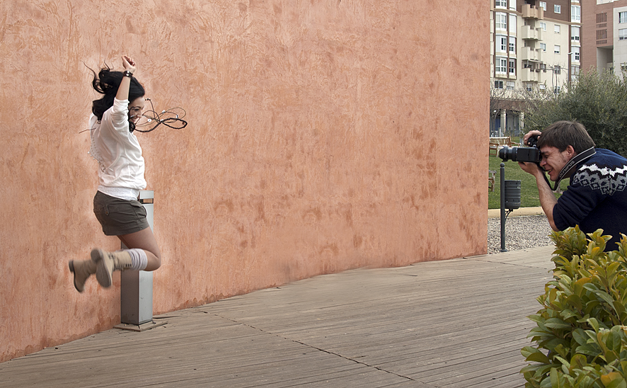 El Diván Azul: Intercambio fotográfico entre modelos y fotógrafos, TFP o TFCD