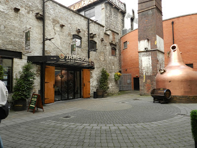 The Jameson Distillery on Bow Street