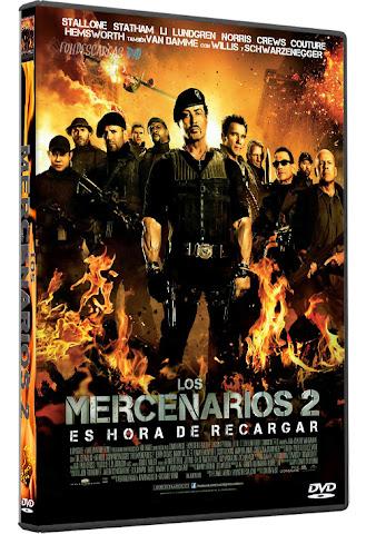Descargar Los Indestructibles 2 DVDRip Español Latino 2012