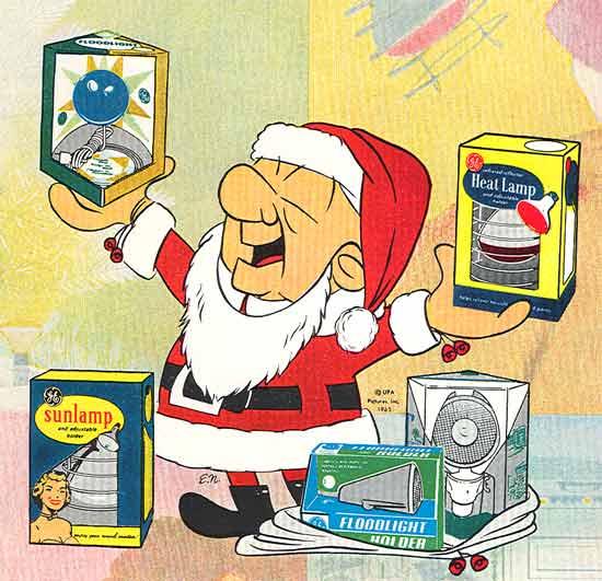 Mr. Magoo's Christmas Carol: Gift Giving Guide