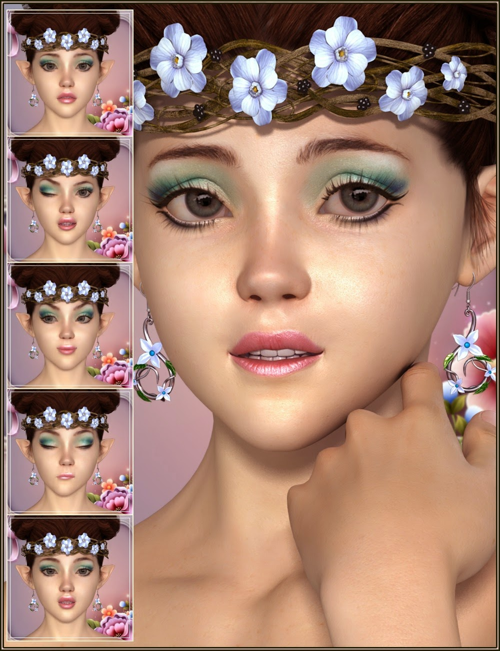 Coqueta Mix And Match Expressions Giselle 6