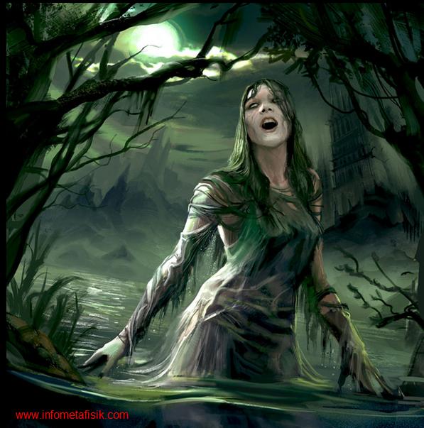 Kisah Yona, Hantu Cantik Penunggu Sungai