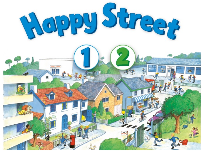 Happy Street 1 and 2