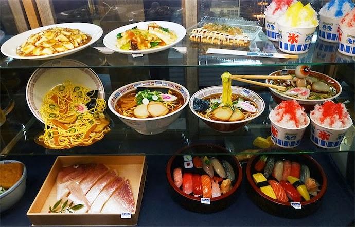 Makanan Peraga, Tampilan Makanan Mainan Seperti Asli di Jepang