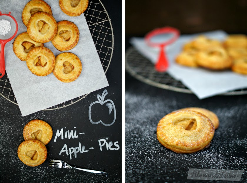 Apfel Mini Pies
