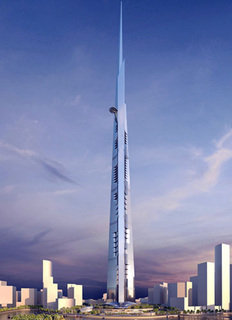 Kingdom Tower The Next World S Tallest Building