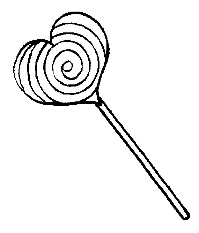 bauzinho da web baÚ da web desenhos de pirulito para colorir