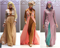 Model Baju Muslimah Untuk Labaran