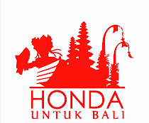 Website Utama Honda di Bali