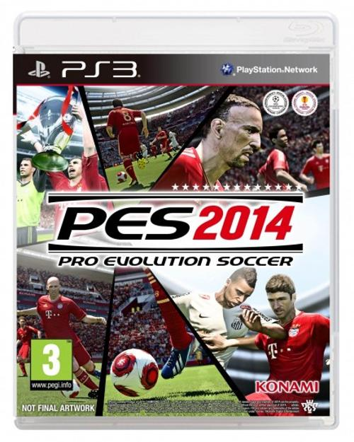 PES 2014 was released