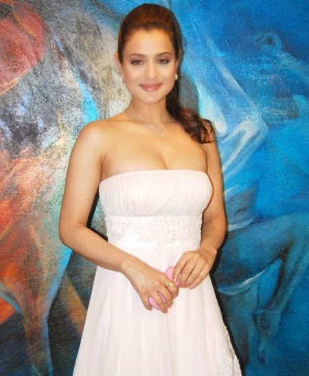 Amisha Patel Stills at Dicitex Furnishing Launch Event