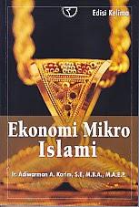 toko buku rahma: buku EKONOMI MIKRO ISLAMI, pengarang adiwarman, penerbit rajawali pers