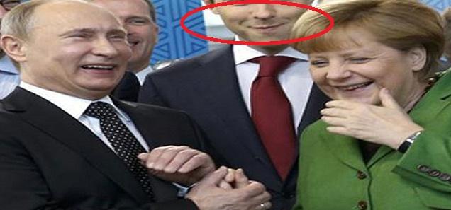 تصرف لا يصدق من زوج أنجلا ميركل يضع بوتين في موقف محرج