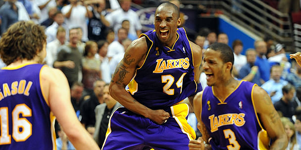 2009 NBA Finals - Kobe Bryant