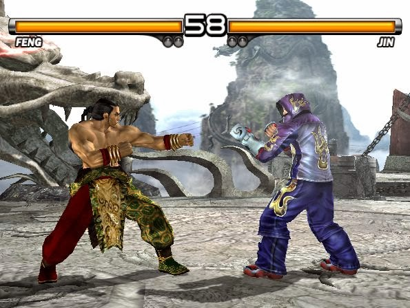 Tekken 4 Game Free Download - Big Download -- PC Games, PC ...