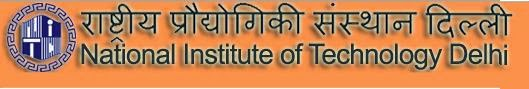 Jobs in NIT Delhi,Nov-2014