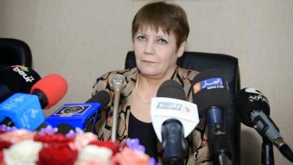 وزيرة التربية الوطنية : الأقراص المضغوطة لا تعوض الأستاذ
