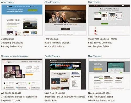 como vender pela internet temas profissionais para blog wordpress