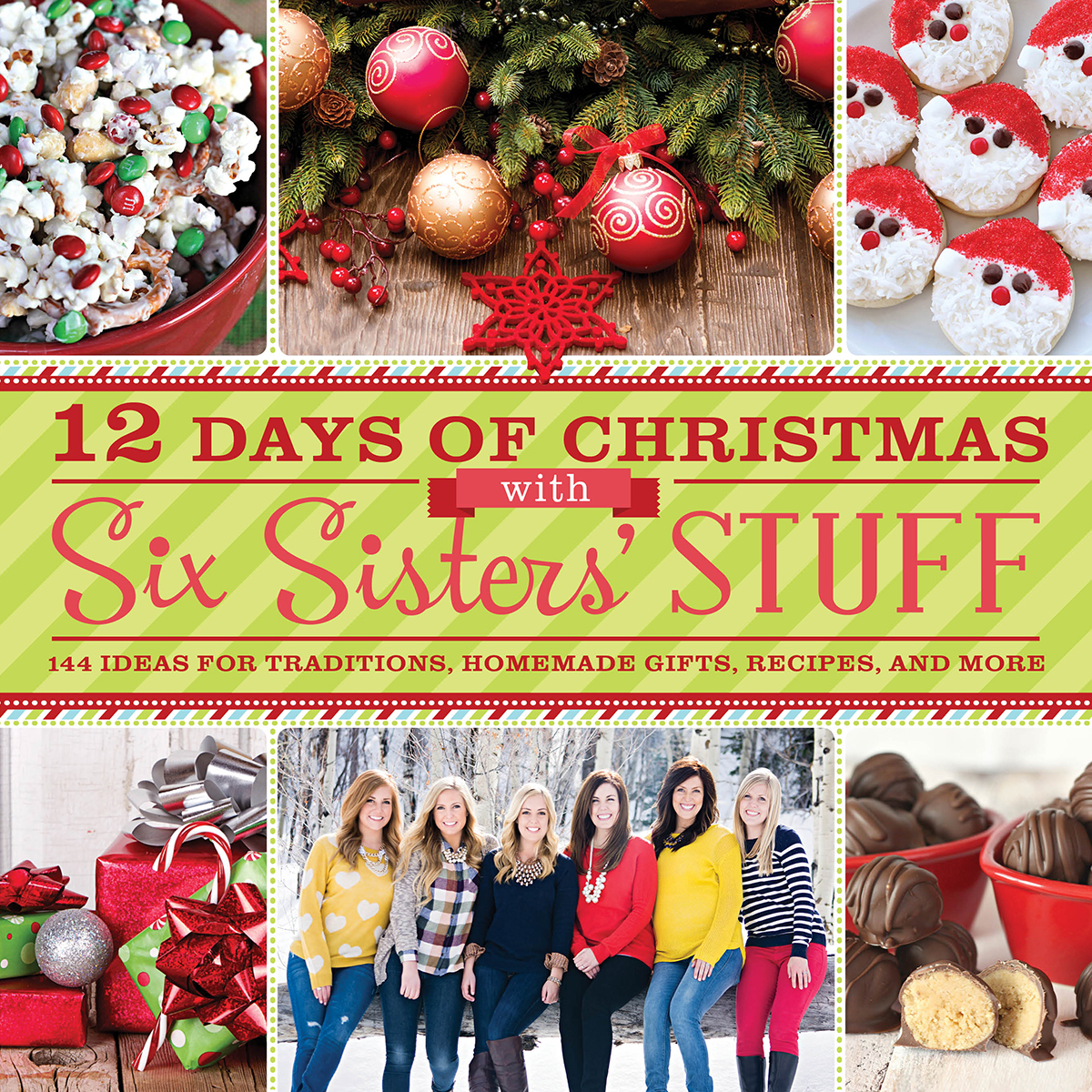 now you can start thinking about christmas and what better way to get into the christmas spirit than with the 12 days of christmas with six sisters stuff - Stuff To Get For Christmas