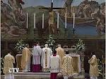 """Papa celebrando missa """"versus Deum"""""""