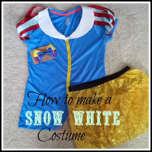 Run Disney costume