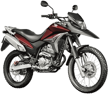 The Honda XRE 300 Is A Single Cylinder Dual Sport Motorcycle Designed And  Manufactured By Honda In Brazil. It Was Launched In August 2009 To  Simultaneously ...