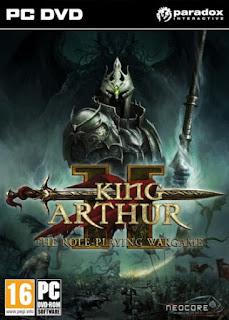 King Arthur II The Roleplaying Wargame