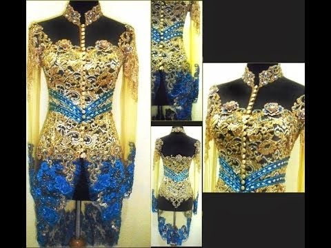 Foto Model Baju Kebaya OVJ 2015