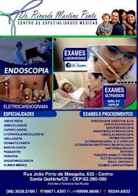 DR. RICARDO MARTINS - CENTRO DE ESPECIALIDADES MÉDICAS