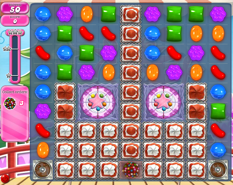 Level 379 | Candy Crush tips level 379