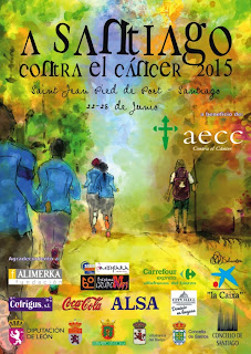 A SAntiago contra el cancer 2015